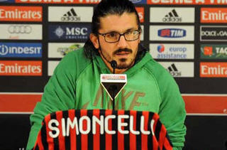 Gattuso battles with eye problem.jpg