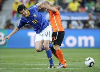 Kaka in World Cup 2010 QF Brazil - Holland.jpg