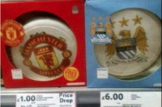 Manchester United 1 euro Manchester City 6 euros.png